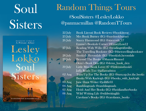 Soul Sisters Blog Tour