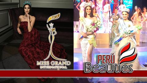 María Malo Juvera Raimond Kedilhac es Miss Grand Mexico 2019