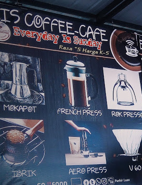 Tidak Seru Jika Belum Singgah Ke EIS COFFEE CAFE Pontianak