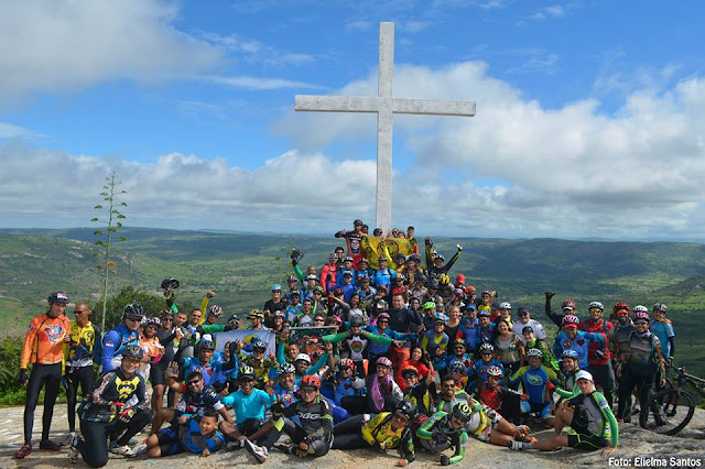 UNIDOS PELA BIKE-PE realiza a 4ª Etapa Pernambucana em Panelas-PE