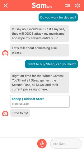 ubisoft club sam chat