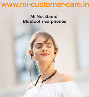 What is the price of MI neckband Bluetooth earphone?