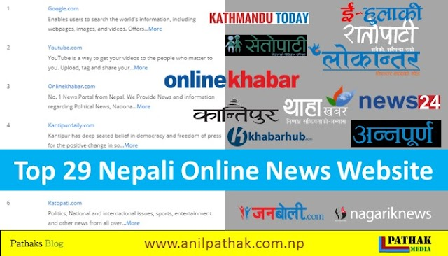 [Best] Top 29 Online News In Nepal   Nepali Online News Websites [2019]