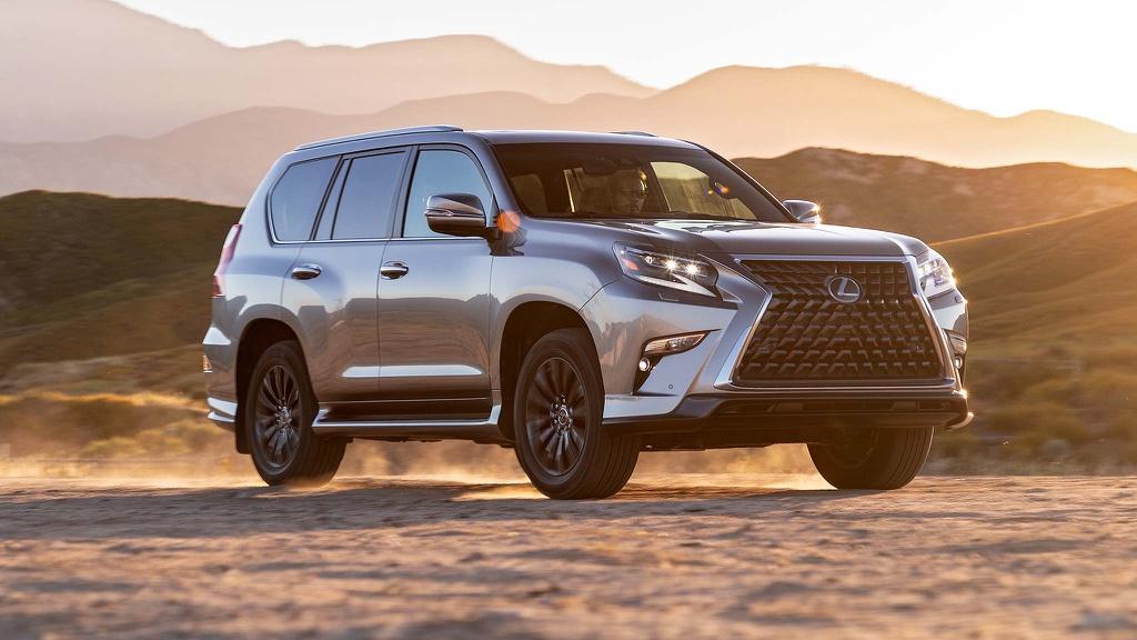 Đánh giá Lexus GX 460 2020 - SUV sang cho dân off-road