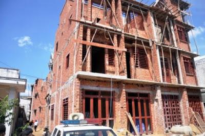 Giá xây dựng nhà ở Buôn Ma Thuột - Đaklak