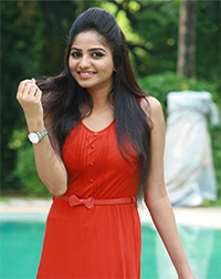 Actress Rachita Ram