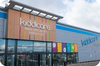 Kiddicare Aintree Liverpool Entrance