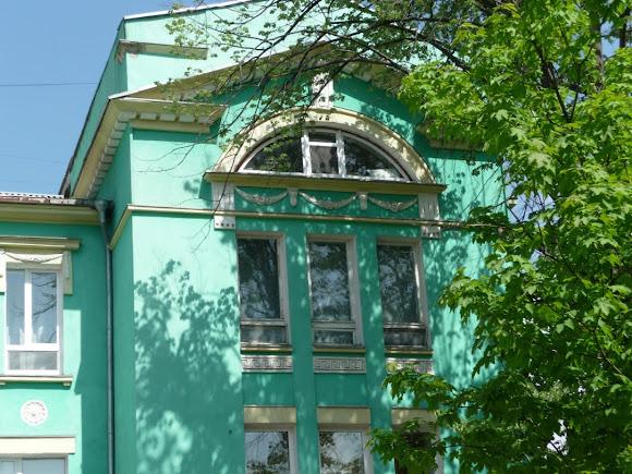 Херсон. Клиническая больница. 1914 г. Памятник архитектуры