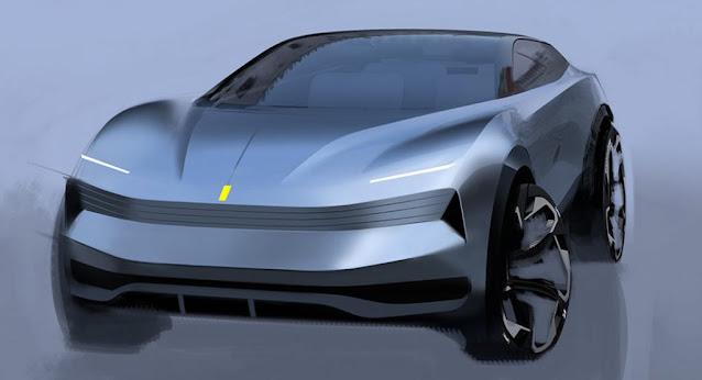 Ferrari electric cars