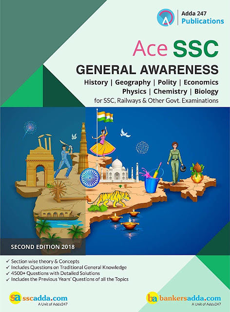 ACE SSC General Awareness : For All Competitive Exam  PDF Book