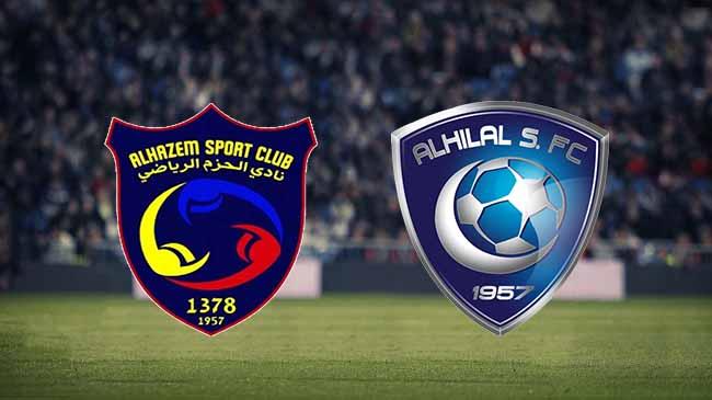 مشاهدة مباراة الهلال والحزم بث مباشر اليوم 29-8-2020