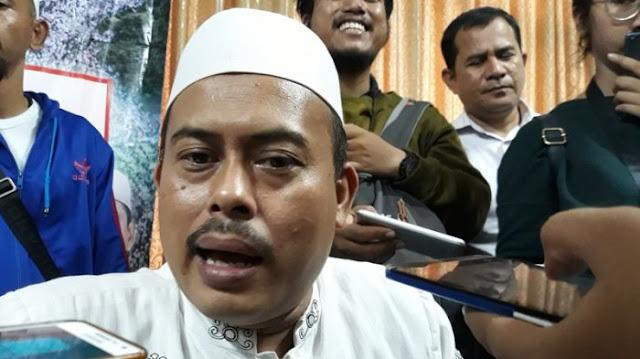 Pasca Jokowi-Prabowo Bertemu PA 212 Menuding Orang Sekitar Prabowo Berkhianat Pada Umat Islam