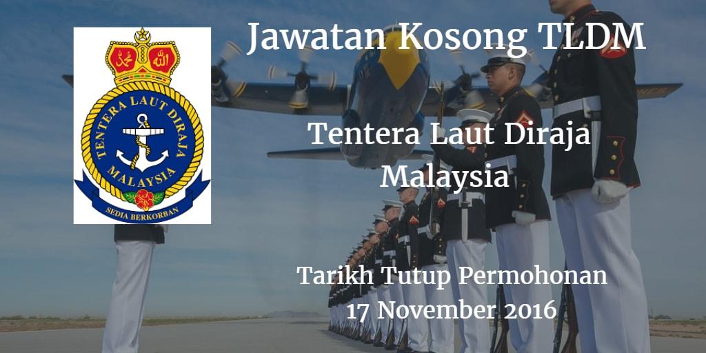 Jawatan Kosong TLDM 17 november 2016