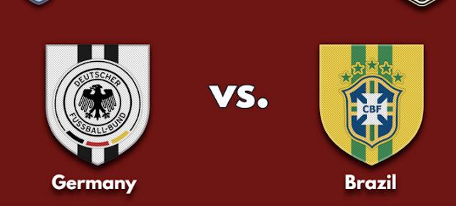 تردد قناة مفتوحة تنقل مباراة ألمانيا والبرازيل الودية اليوم الثلاثاء 27-3-2018 البرازيل  ضد ألمانيا استعدادات كأس العالم 2018