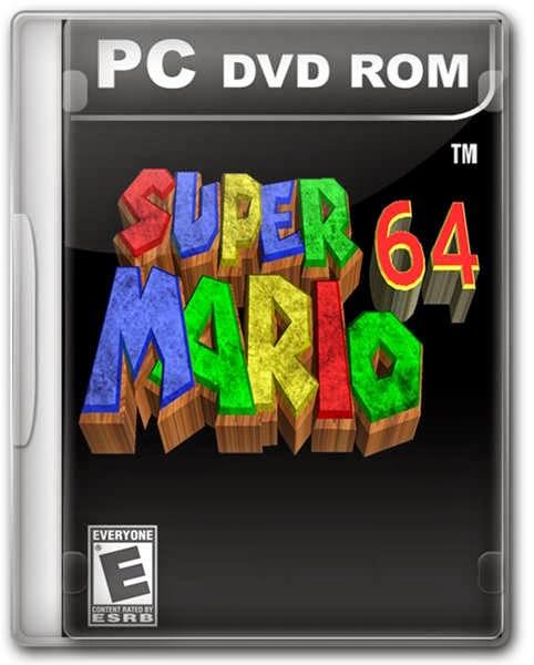 Descargar Gratis Súper Mario 64 Pc