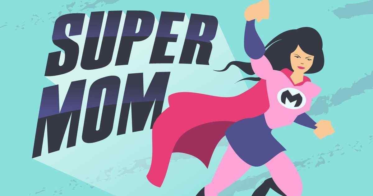 Understanding The Supermom Trap
