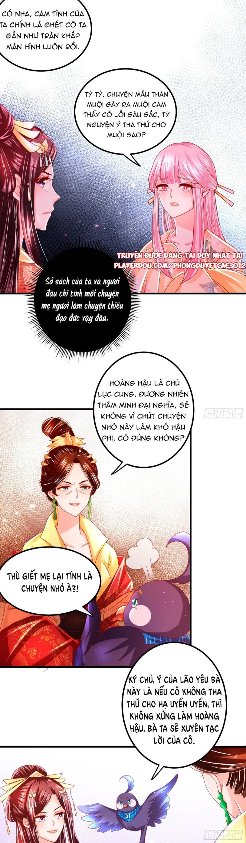 Ta Phải Làm Hoàng Hậu Chapter 21 - upload bởi truyensieuhay.com