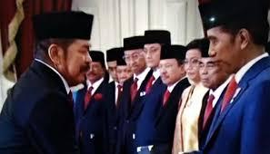 Jokowi Tidak Bisa Intervensi Penegak Hukum, tapi Bisa Copot Kapolri dan Jaksa Agung
