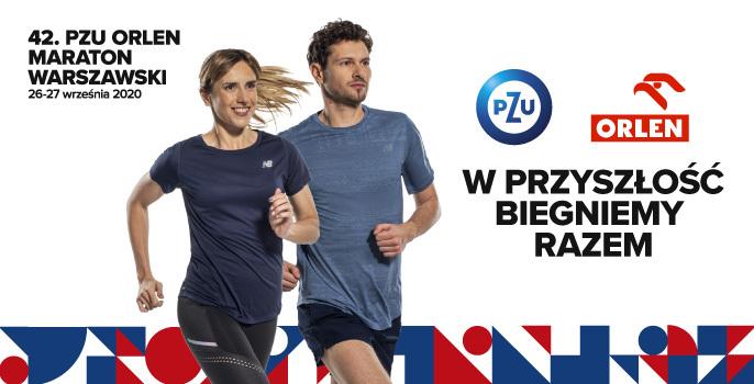 42. PZU ORLEN Maraton Warszawski – czyli JEDYNY warszawski