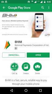 Bhim aap details new BHIM APP Download For Android, iphone - How To Install & Send Lunching pm