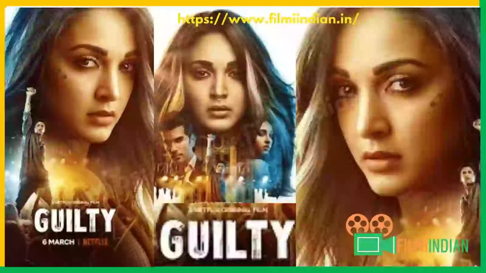 Guilty : (2020) : Netflix : Best and Honest Review
