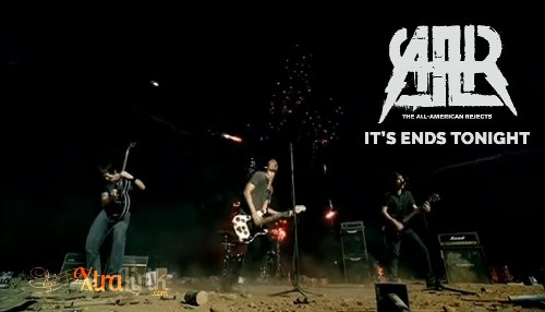 Arti Lirik It's Ends Tonight The All-American Reject Terjemahan