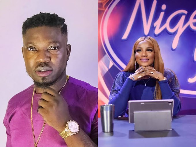 KSolo tackles Seyi Shay over 'harsh' comments on Nigerian Idol