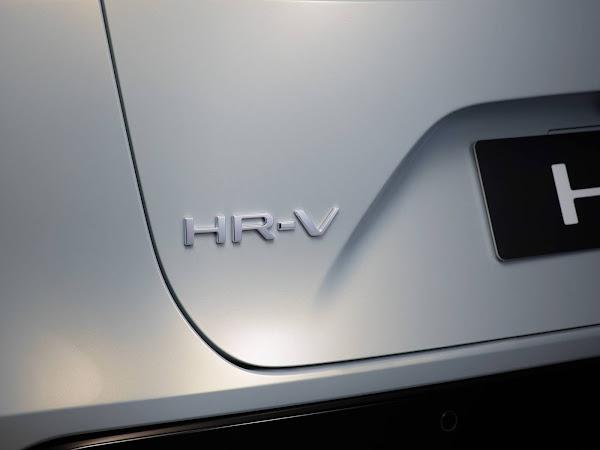 Novo Honda HR-V e:HEV 2022 híbrido: fotos e especificações oficiais