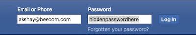 تسجيل الدخول الفيس بوك