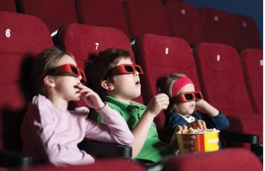 agar anak anteng nonton di bioskop