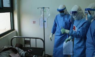 Inasikitisha! Muuguzi Amefariki kwa Ugonjwa wa Ebola Wakati Chanjo Inatolewa