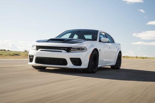 LIKES Great style Breathtaking power Good infotainment Options abound Actually practical DISLIKES No standard active safety Prolifically thirsty V-8s Rear seat issues Top trims are very expensive BUYING TIP Before jumping into the deep end on a Hellcat, try a Scat Pack. Usable power, widebody looks, available active safety features, plenty of fun.