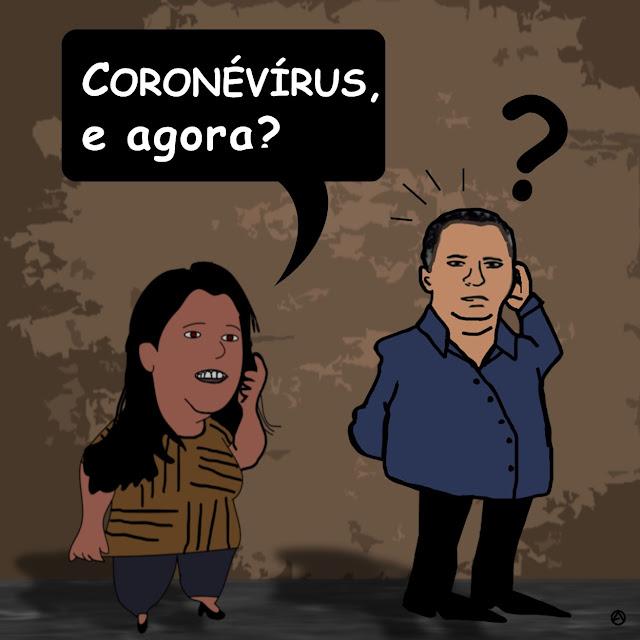 O Coronévírus em Panelas-PE