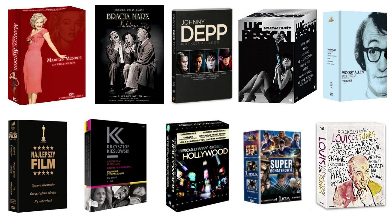 pakiety filmowe