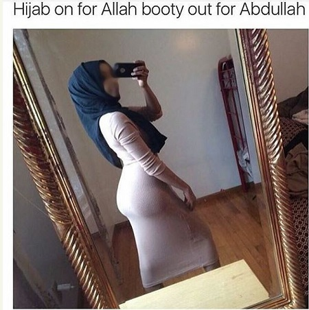 hot muslims in hijab
