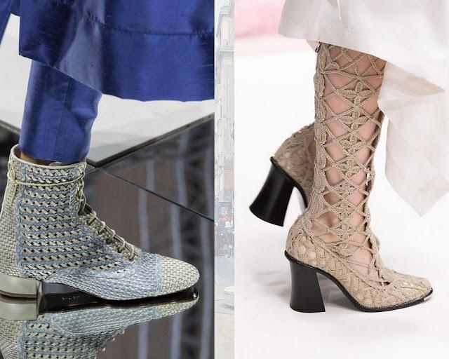 Модная обувь весна-лето 2020 3-1