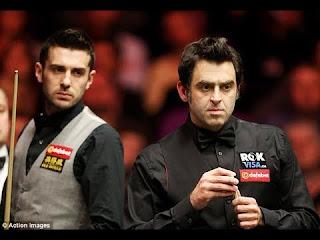 O'Sullivan, Williams, Snooker, championship, 2020, Semi-finals,  Selby