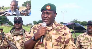 Boko Haram, Chikwedum, Army