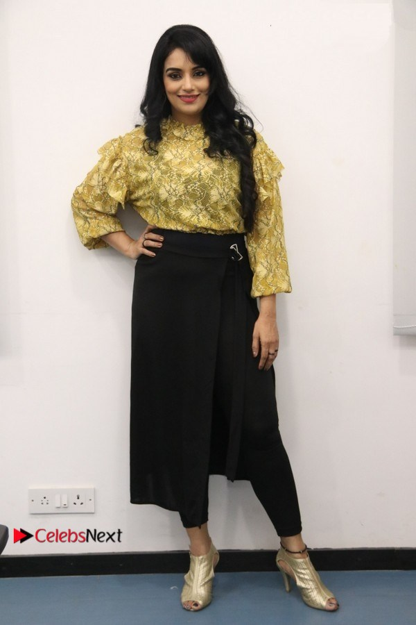 Shweta Menon Stills at Inayathalam Audio Launch Stills