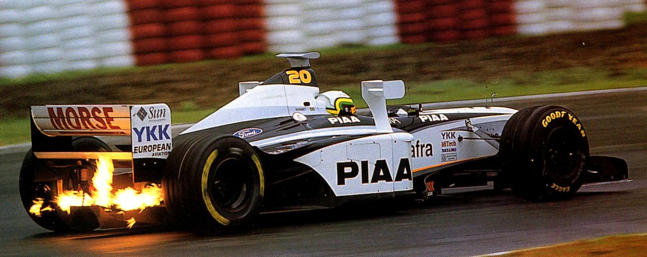 Ken Pollock Ford >> F1 Dimension: C'era una volta un team: Tyrrell Racing
