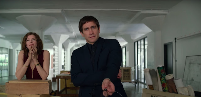 Jake Gyllenhaal Zawe Ashton Dan Gilroy | Velvet Buzzsaw on Netflix