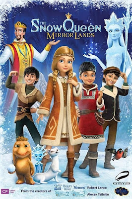 Film Animasi Unik Penuh Komedi The Snow Queen: Mirrorlands