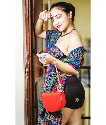 Mishti Basu actress