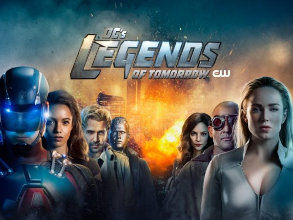 DC‵s Legends Of Tomorrow season 4 (2018)
