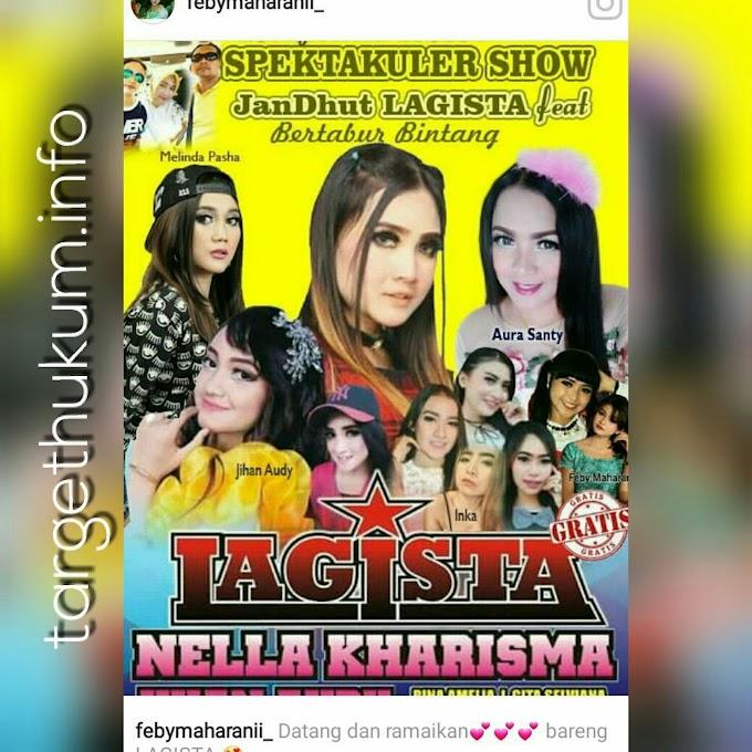 Perjalanan Sang Diva Feby Maharani Road Show di Jawa Timur