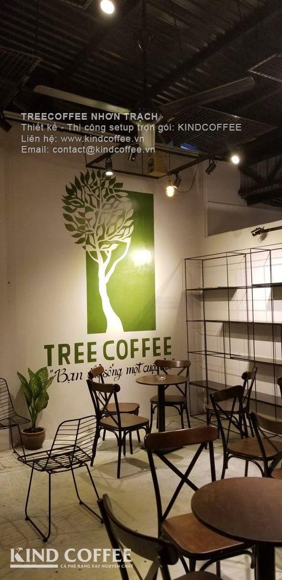 Thiết kế thi công quán cafe khung thép tiền chế đẹp