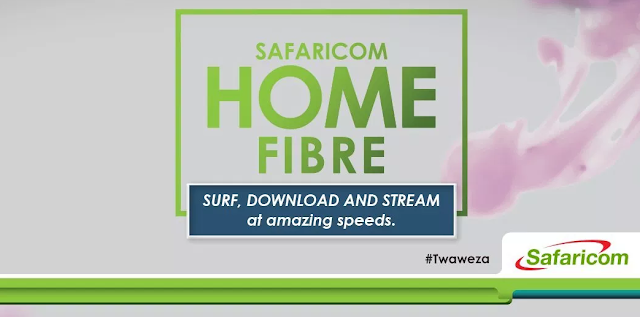 Safaricom Home Fiber Internet Plus Packages And Rates