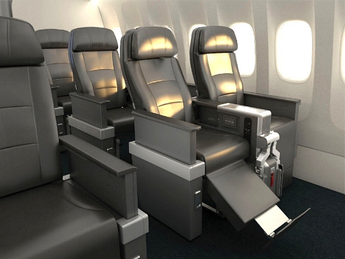 Aa Jfk To Bcn 789 And Earn 1532 Eqds Premium Cabin Deals