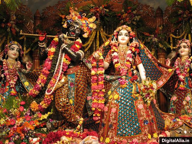 god wallpaper krishna