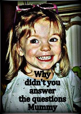 The 48 questions Kate McCann wouldn't answer - and the one she did